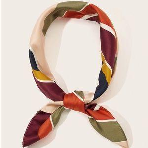 Stripe Pattern Bandana